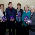 Ann O'Reilly, Cora Crampton, Kevin Blessing, Mary Byrne, Peggy Kelly and Phyllis Flanagan