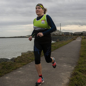 Mary Nolan Hickey, who is planning to run and hike around the coast of Ireland in aid of the RNLI