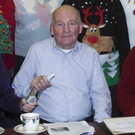 Colin Huggett who retires from Arklow Active Retirement after more than a decade of service