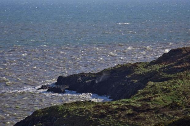 The Wicklow cliff walk has received €75,000