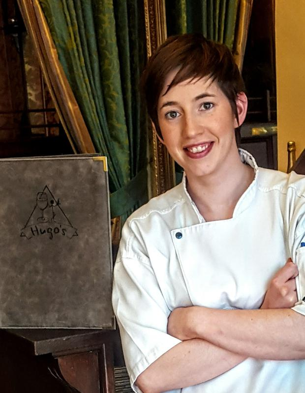 Margaret Roche from Knockananna, who is the Head Chef at Dublin restaurant Hugo's