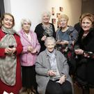 Delgany ICA Drama Group members Miriam McKeever, Anne Murray, Beth Holmes, Berna McEntaggart, Deirdre Keegan and Jean Kelly at the launch
