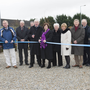 Mark Walker; Cllr Vincent Blake, cathaoirleach of Baltinglass Municipal District; Cllr Jim Ruttle; Cllr Gerry O'Neill; Cllr Edward Timmons, cathaoirleach of Wicklow County Council; Johnny Glennon and Madge Tyrrell from Blessington Credit Union; Helen Daly; Helen Hamilton; William Nash; John Keogh and Seamus Breen