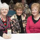 Liz Sherry, Mary Wyer and Clare O'Connor