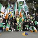 Participants in last year's Newtownmountkennedy parade