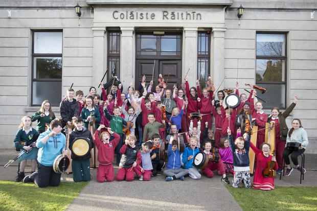 Bray Comhaltas who will be at the Wicklow Fleadh on May 19 at the BIFE campus on Novara Avenue