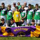 Wicklow Rovers are representing Wicklow and District Lions.