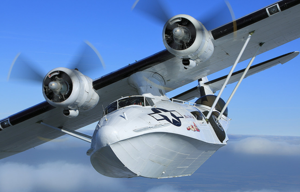 The Catalina Flying Boat will take to the skies above Bray this year
