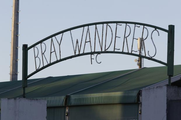 """A statement signed by club chairman Gerry Mulvey said: """"Bray Wanderers have reluctantly decided to listen to offers for any of their players"""