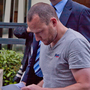 Stephen Harnett pictured at an earlier court appearance