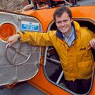 Matt Doyle at the Wicklow RNLI open day.