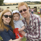 Bethny, Edel and Conal Ellis