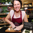 Miena Rust of Miena's Handmade Nougat,which is based in the Glen of Imaal