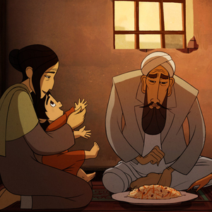 The Breadwinner will be screened at the Mermaid Arts Centre