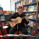 Eamonn Sweeney at Bridge Street Books