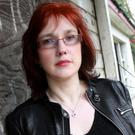 Vanessa Fox O'Loughlin, who has written a trilogy of crime thrillers as Sam Blake.
