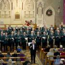 The Wicklow Male Voice Choir performing in St Patrick's Church.