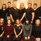 Some of the dancers who will take to the floor for the 2018 Wicklow Hospice Strictly Come Dancing in the Arklow Bay Hotel this month