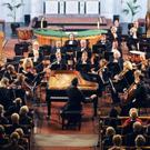 The RTE Concert Orchestra performing live
