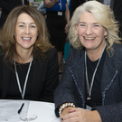 Catherine Shirley from the Arklow Bay Hotel and Catherine Deeny from the Powerscourt Estate at the Celtic Routes Project Workshop in Co Wexford