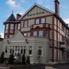 The Grand Hotel in Wicklow town