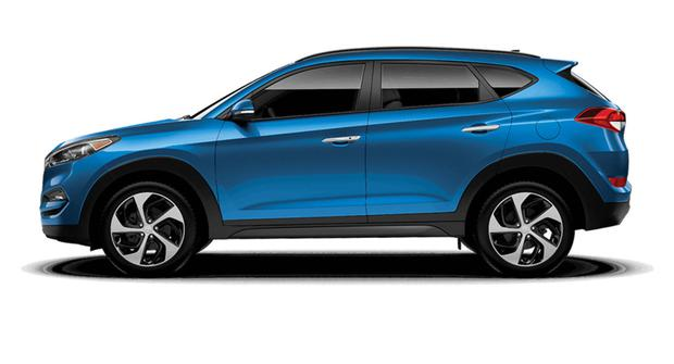 The Hyundai Tucson was the top selling vehicle in Co Wicklow in 2018