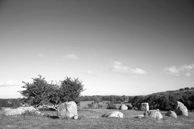 The Piper's Stones at Athgreany