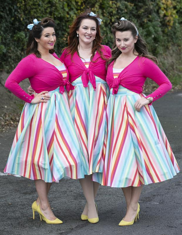 The Apple Blossoms appeared on Ireland's Got Talent last Saturday night