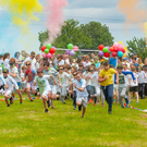 The Newcastle Parish Colour Run