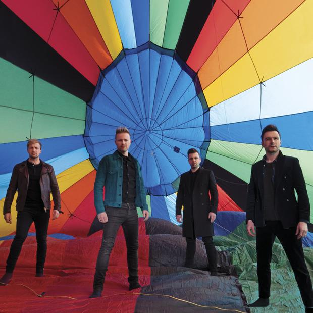 Westlife's tour will be screened at the Whale Theatre in Greystones