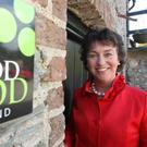 Margaret Jeffares, founder of Good Food Ireland