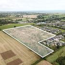 The Racefield site measures c11.6acres