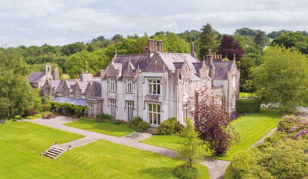 The Manor House in Manor Kilbride has been in the Scully family for over 50 years.