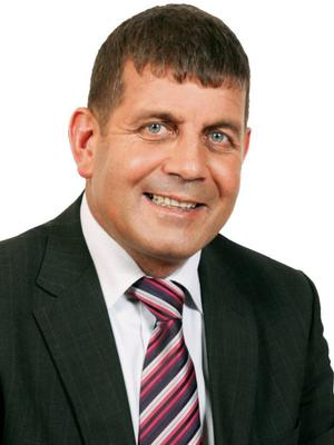 Fine Gael TD for Wicklow/East Carlow Andrew Doyle