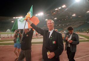 Former Ireland manager Jack Charlton has passed away at 85 years of age. Photo by Ray McManus/Sportsfile
