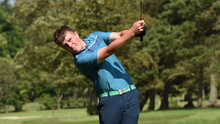Baltinglass golfer Joseph Byrne is hoping for a busy season. Picture by Pat Cashman