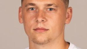 Former Arklow CBS student Patryk Kibler is enjoying life in college football in the US at the moment