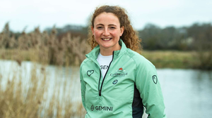 Wicklow's Caoimhe Dempsey helped Cambridge to victory over Oxford in the Gemini Boat Race on the Great Ouse in Ely, Cambridgeshire, on Sunday