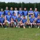 The Wicklow Senior Hurling team ahead of their clash with Roscommon