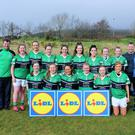 The Bray Emmets team who played in Kerry