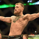 Conor McGregor. Photo: Sportsfile