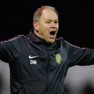 Dave Mackey, who stepped down last weekend as manager of Bray Wanderers after a difficult spell at the SSE Airtricity League Premier League club