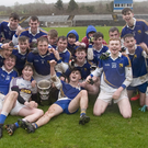 Champions again! Four 'A' titles in five years for the Coláiste Bhríde Carnew footballers