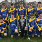 The Wicklow Town team who defeated Arklow United at Ferndale Park