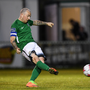 Gary McCabe of Bray Wanderers scoring a penalty late in the game. Photo by Eoin Noonan/Sportsfile