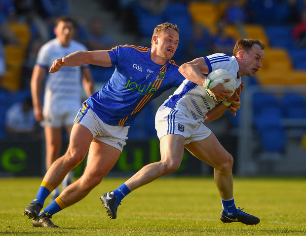 Wicklow's Dean Healy will collect the County Footballer of the Year award on Saturday night