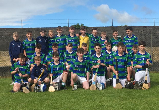 The North Wicklow Gaels side