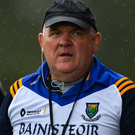 Wicklow boss John Evans in Carrick on Shannon