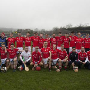 Glenealy, who beat Wexford side St Anne's to qualify for the Leinster final