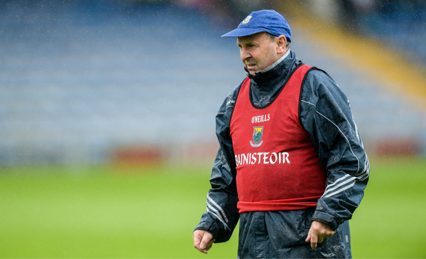 Wicklow Senior hurling boss Seamus Murphy hopes to guide his charges to victory in their opening Christy Ring Cup clash with Mayo